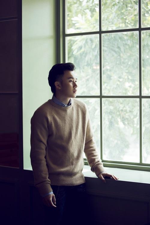 Dương Triệu Vũ bật mí về mối tình nhiều nước mắt - 11