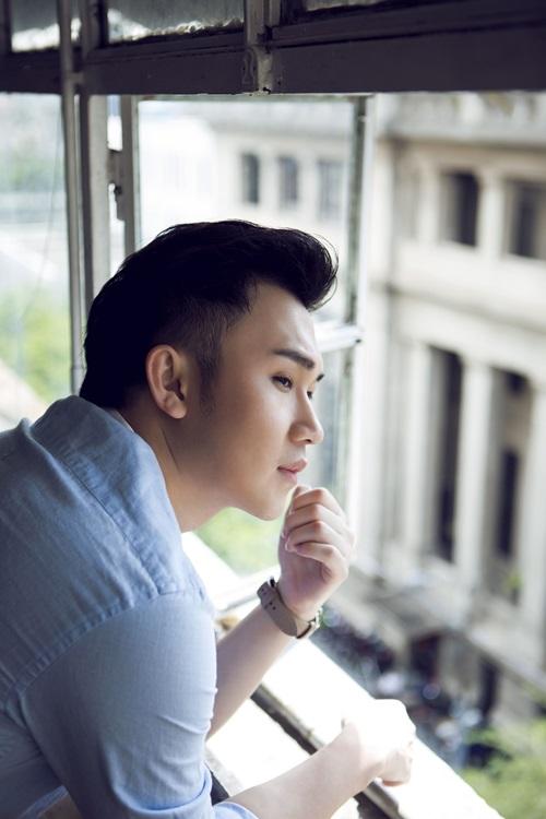 Dương Triệu Vũ bật mí về mối tình nhiều nước mắt - 10