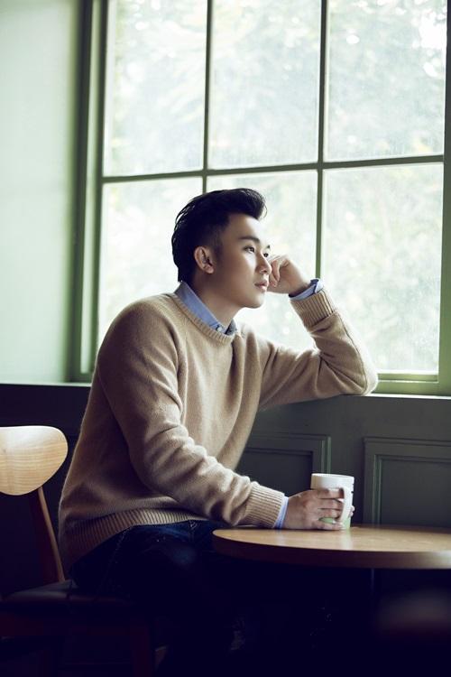 Dương Triệu Vũ bật mí về mối tình nhiều nước mắt - 12