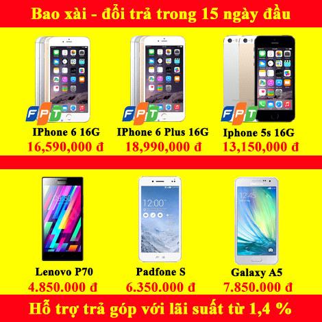 Iphone 5c 32GB chính hãng FPT bất ngờ giảm 2 triệu đồng sau tết - 3