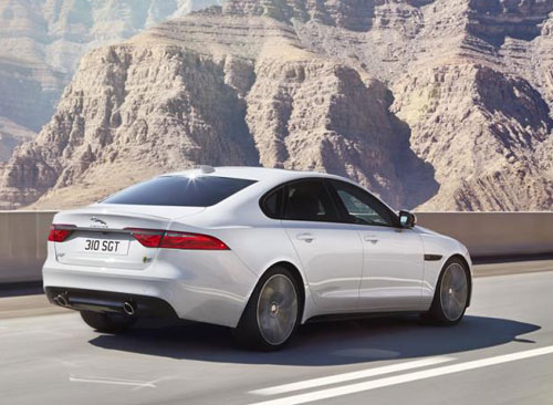 Jaguar XF 2016 đẹp lộng lẫy, công nghệ hiện đại - 3