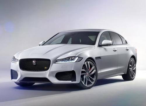 Jaguar XF 2016 đẹp lộng lẫy, công nghệ hiện đại - 1