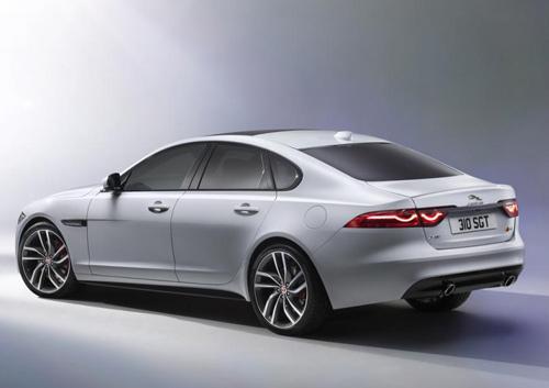 Jaguar XF 2016 đẹp lộng lẫy, công nghệ hiện đại - 4