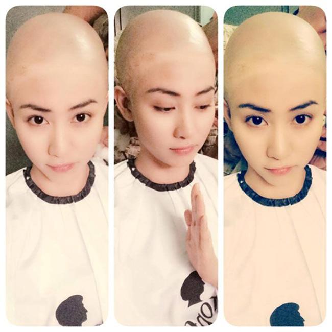 Trước đó, vai diễn này thuộc về Hoa hậu Diễm Hương. Nhưng vì lùm xùm nói dối, vai diễn của người đẹp đã bị cắt và được giao lại cho Ngân Khánh.