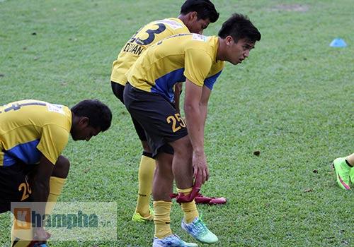 """""""Luyện công"""" bài tập lạ, U23 Malaysia chờ U23 VN - 4"""