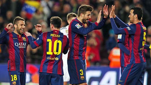 """Barca: Sau Siêu kinh điển là ám ảnh """"virus FIFA"""" - 1"""