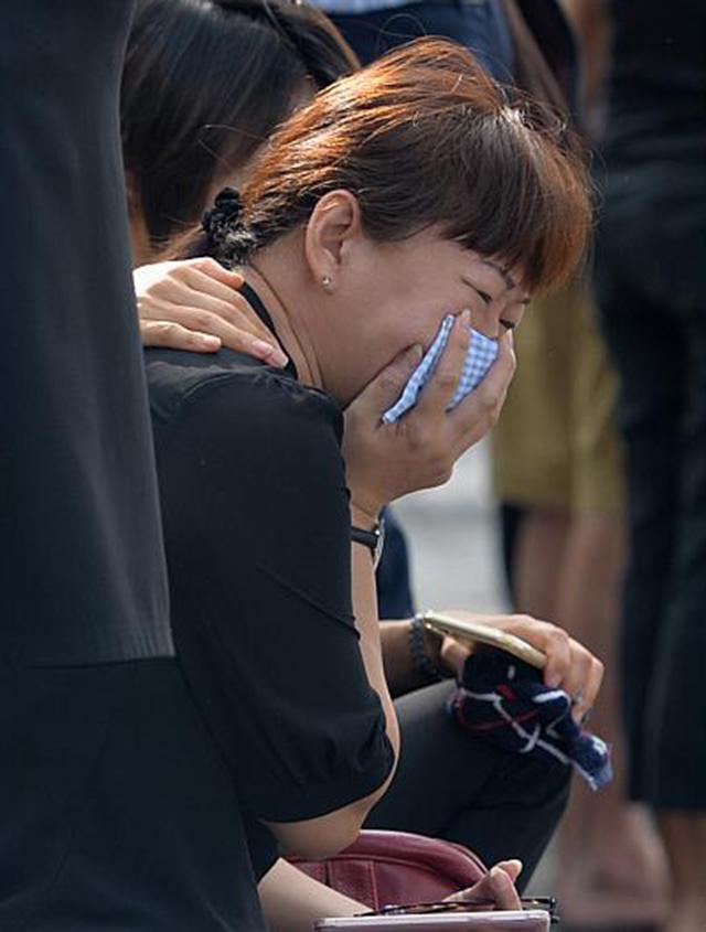 Dòng người Singapore tiễn đưa cựu Thủ tướng Lý Quang Diệu - 8