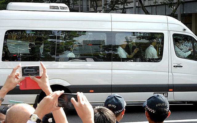 Dòng người Singapore tiễn đưa cựu Thủ tướng Lý Quang Diệu - 11