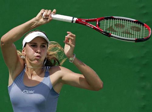 ''Mỹ nhân ruồng bỏ tennis'' trở lại Miami Open - 4