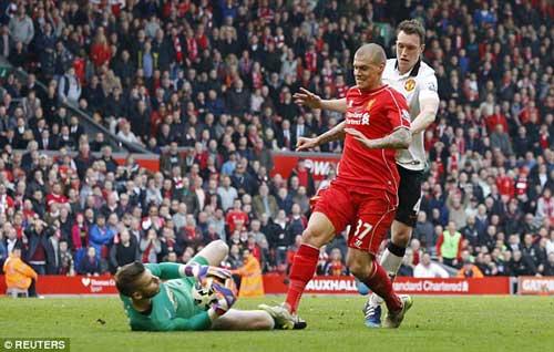 Liverpool khốn khó: Skrtel bị treo giò 3 trận - 1