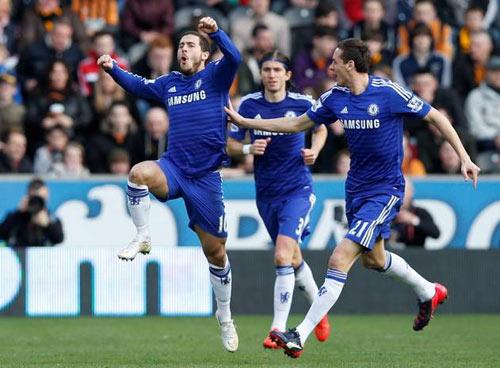 Hé lộ đội hình hay nhất NHA: Một Chelsea thu nhỏ - 4