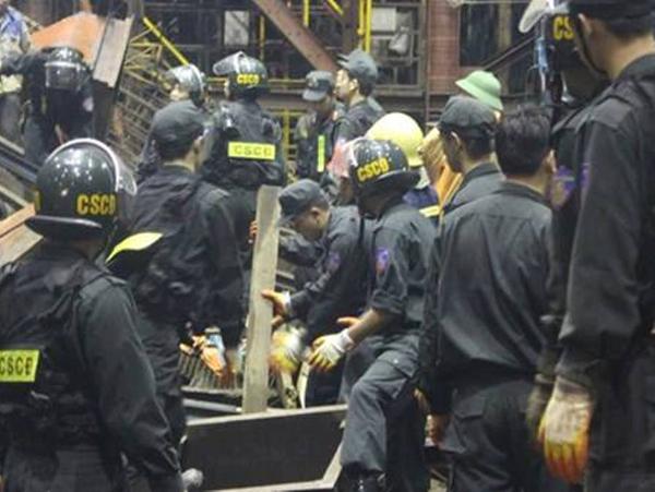 Ít nhất 13 người đã tử vong trong vụ sập giàn giáo Formosa - 9