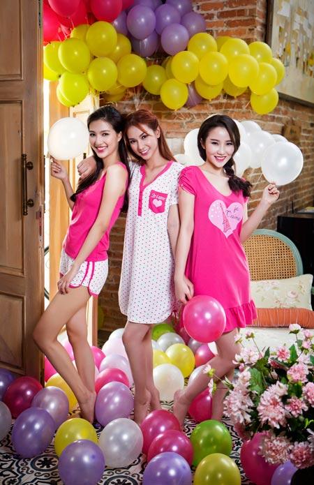 Vincy ra mắt BST Tiệc Ngủ Pyjama Party - 1