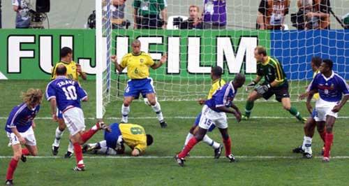 Pháp – Brazil: Xóa đi kí ức buồn - 1