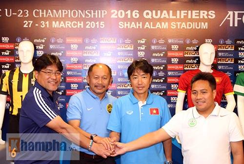 """U23 Malaysia """"ngán"""" nhất Công Phượng của U23 VN - 4"""