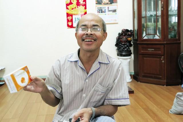 Nghệ sỹ Hán Văn Tình: Tôi bình thản trước cái chết - 1