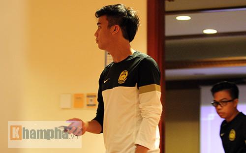 """Bí mật """"sững sờ"""" của U23 Malaysia để đối phó U23 VN - 1"""