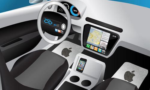 Apple liệu sẽ thống trị ngành sản xuất xe ô tô trong tương lai? - 1