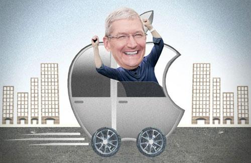 Apple liệu sẽ thống trị ngành sản xuất xe ô tô trong tương lai? - 2