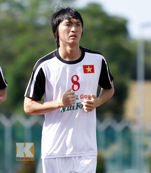 Cầu thủ HA.GL chưa được trọng dụng ở Olympic Việt Nam? - 2