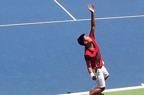 Tin HOT 26/3: Hoàng Nam rực sáng tại Davis Cup - 1