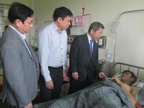 Vụ sập giàn giáo tại Formosa qua lời kể nạn nhân - 3