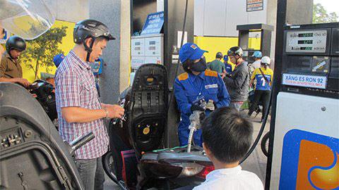 Giữ nguyên giá bán các chủng loại xăng dầu - 1