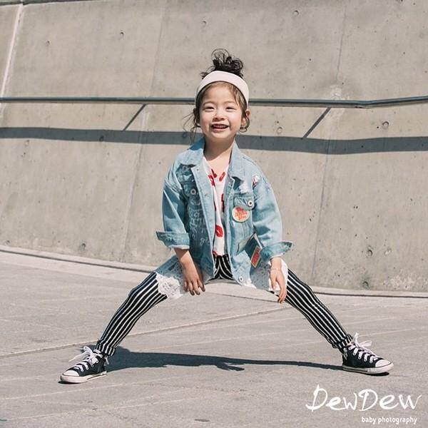 Choáng vì độ sành điệu của nhóc tì tại Seoul FW - 7