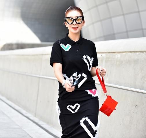 Choáng vì độ sành điệu của nhóc tì tại Seoul Fashion Week - 12