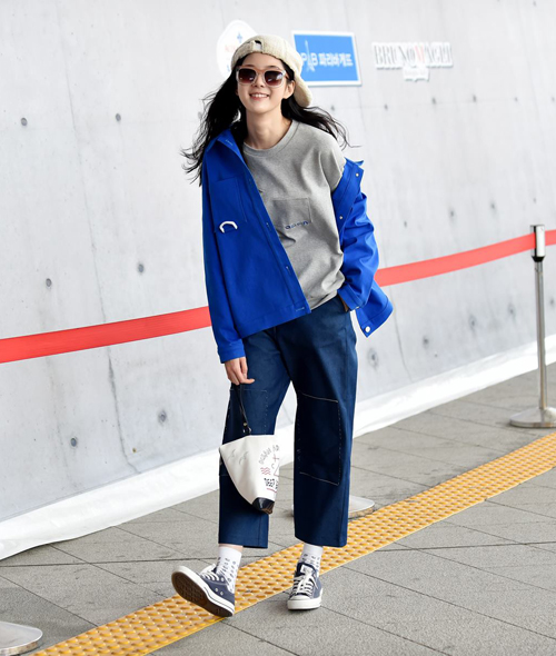 Choáng vì độ sành điệu của nhóc tì tại Seoul FW - 18