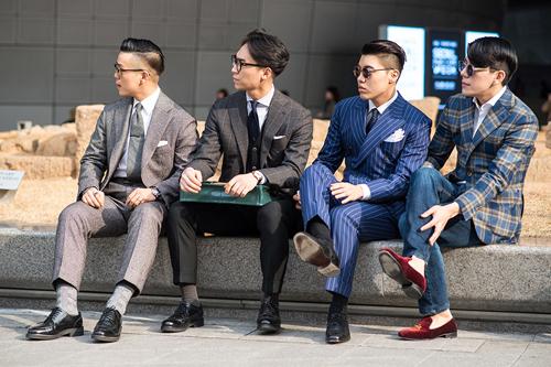 Choáng vì độ sành điệu của nhóc tì tại Seoul Fashion Week - 15
