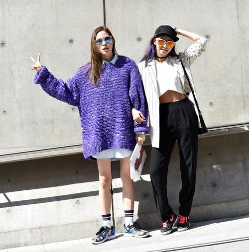Choáng vì độ sành điệu của nhóc tì tại Seoul Fashion Week - 16