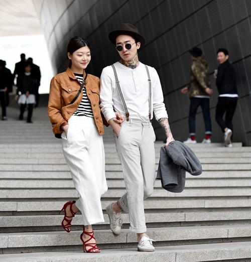 Choáng vì độ sành điệu của nhóc tì tại Seoul Fashion Week - 20