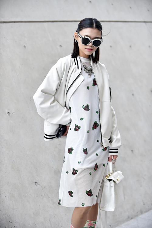 Choáng vì độ sành điệu của nhóc tì tại Seoul Fashion Week - 25