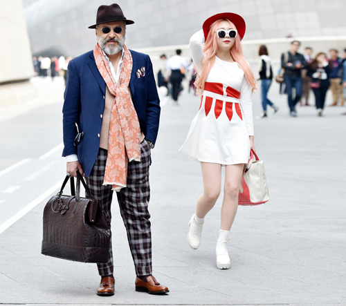 Choáng vì độ sành điệu của nhóc tì tại Seoul Fashion Week - 30