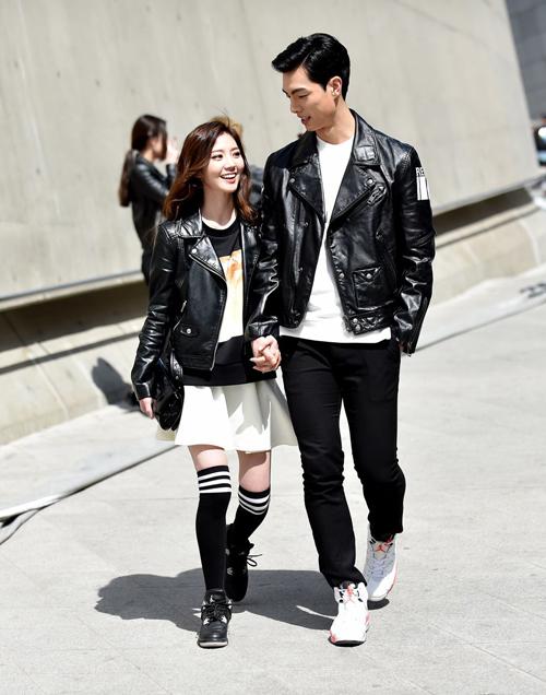 Choáng vì độ sành điệu của nhóc tì tại Seoul Fashion Week - 31