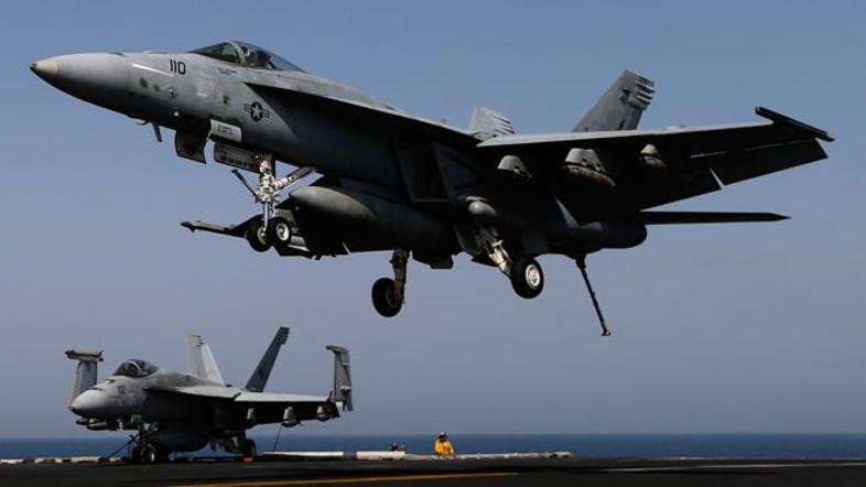 Mỹ ra tay gỡ thế bí cho lính Iraq tấn công IS - 3