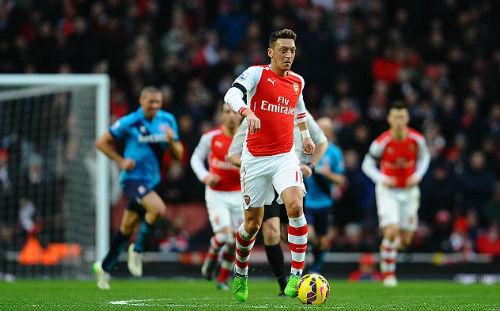 Oezil ở Arsenal: Tay chơi sừng sỏ và giấc mơ QBV - 2