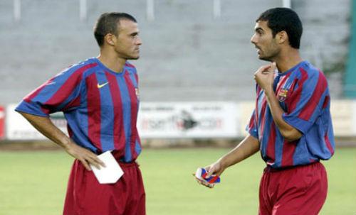 Barca và Enrique mơ ăn 3: Phiên bản Guardiola 2.0 - 2
