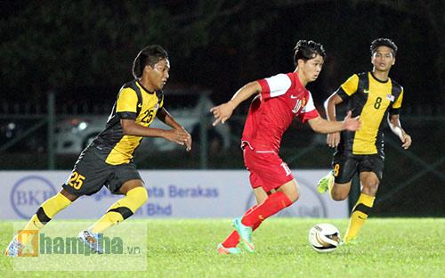 """U23 Malaysia - U23 Việt Nam: Phải """"chiến đấu"""" ở Shah Alam - 1"""