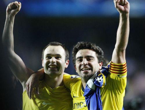 """Xavi: Một người Barca đã """"chết"""" cùng tiki-taka - 2"""