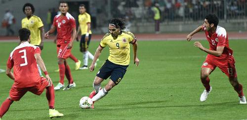 Tịt ngòi ở MU, Falcao rực sáng trên tuyển Colombia - 2