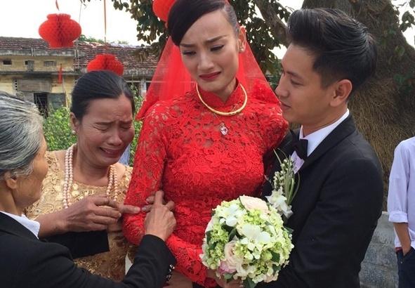 Vì sao cô dâu phải khóc trong ngày cưới? - 3