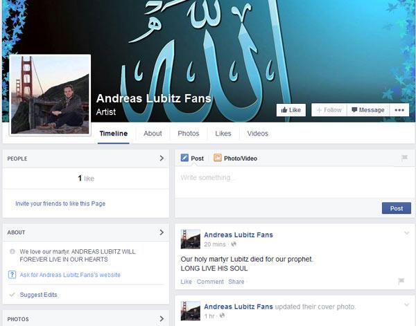 """Cơ phó A320 là tín đồ Hồi giáo """"tử vì đạo""""? - 3"""