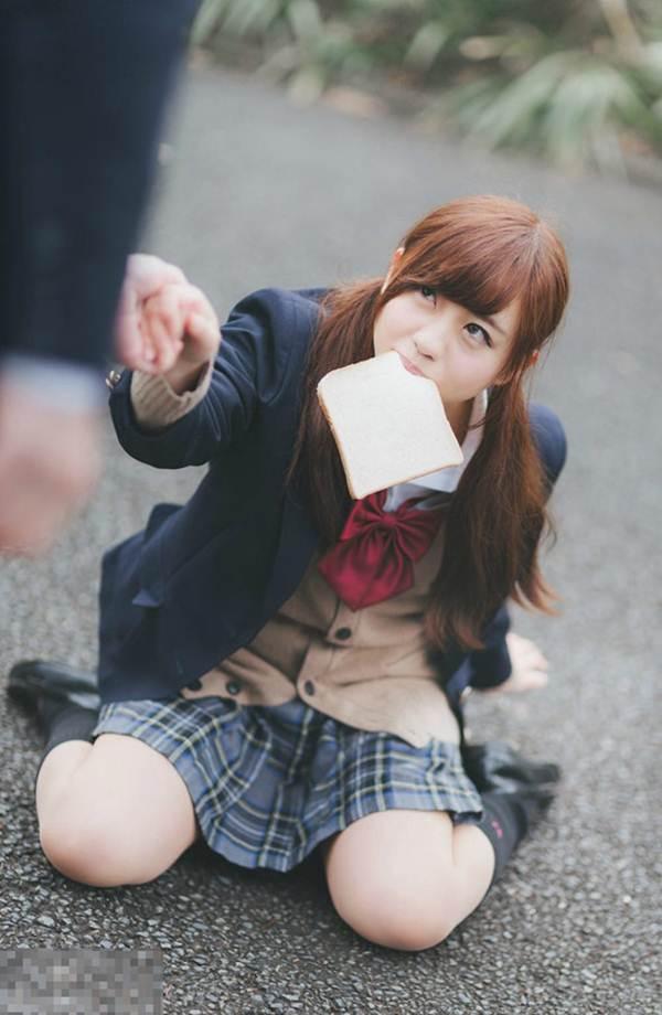 Bộ ảnh tình yêu lãng mạn của thiếu nữ Nhật - 5