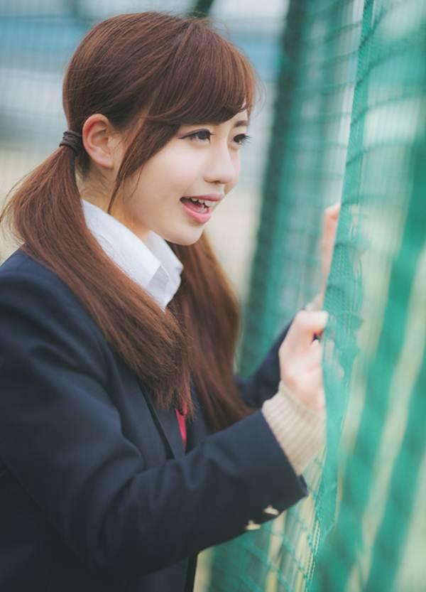 Bộ ảnh tình yêu lãng mạn của thiếu nữ Nhật - 4