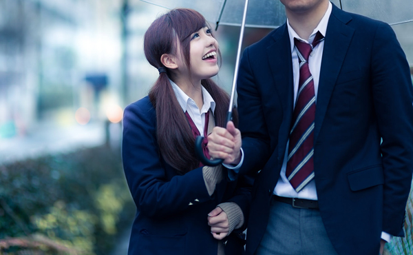Bộ ảnh tình yêu lãng mạn của thiếu nữ Nhật - 10
