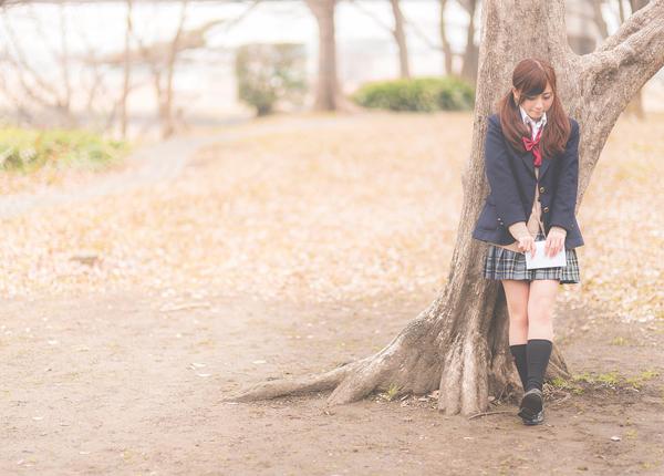 Bộ ảnh tình yêu lãng mạn của thiếu nữ Nhật - 12