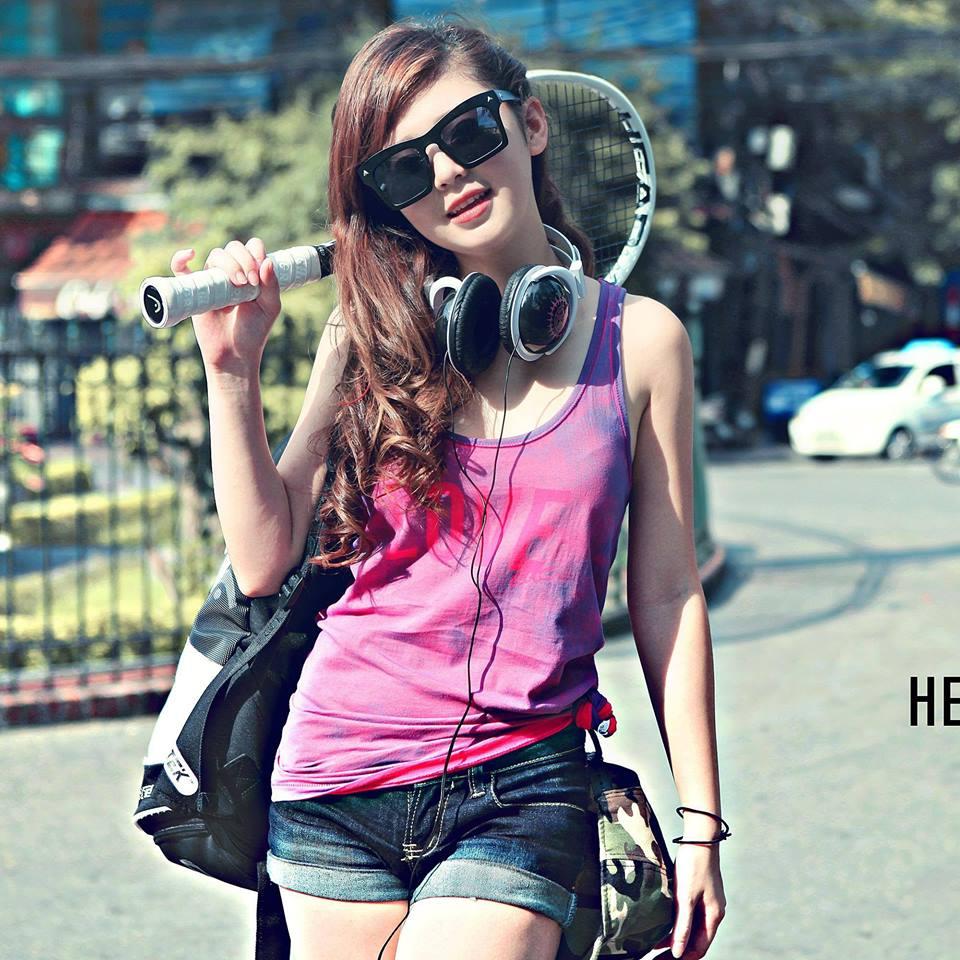 Cô gái xinh đẹp hát rap của Sơn Tùng M-TP cực hay - 4