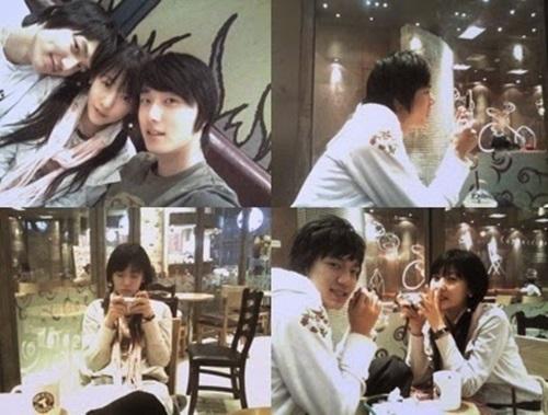 """7 người đẹp có """"ồn ào"""" tình cảm với Lee Min Ho - 2"""